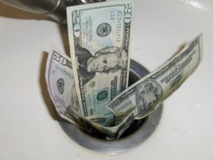 Don't Wash Your Money Down the Drain feasterville